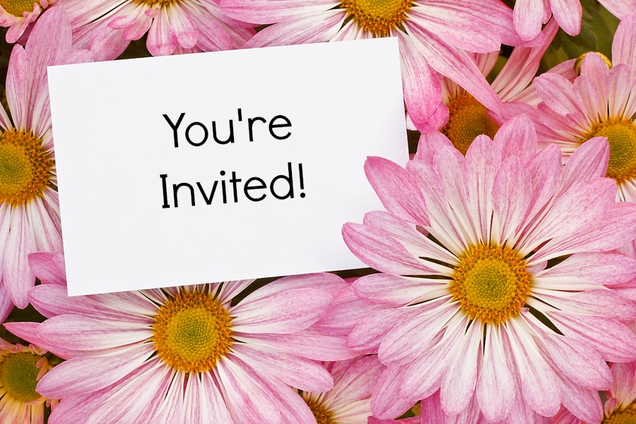 Your Invited- Invite to your life formula