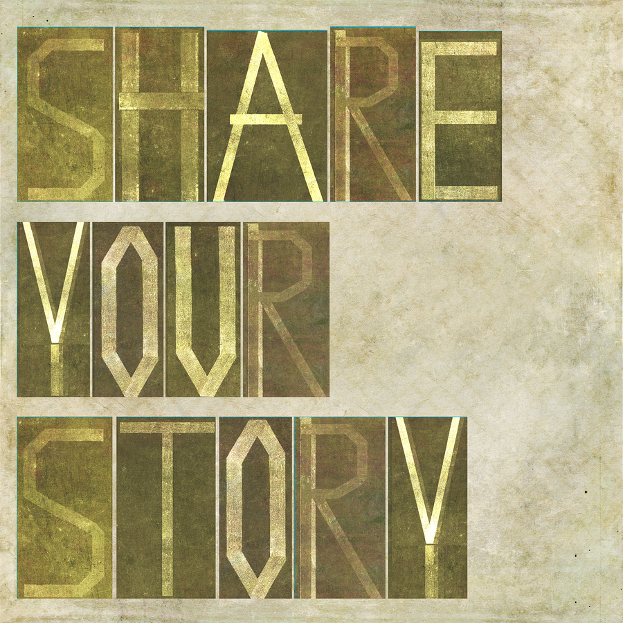 Tell Your Story Life Coaching